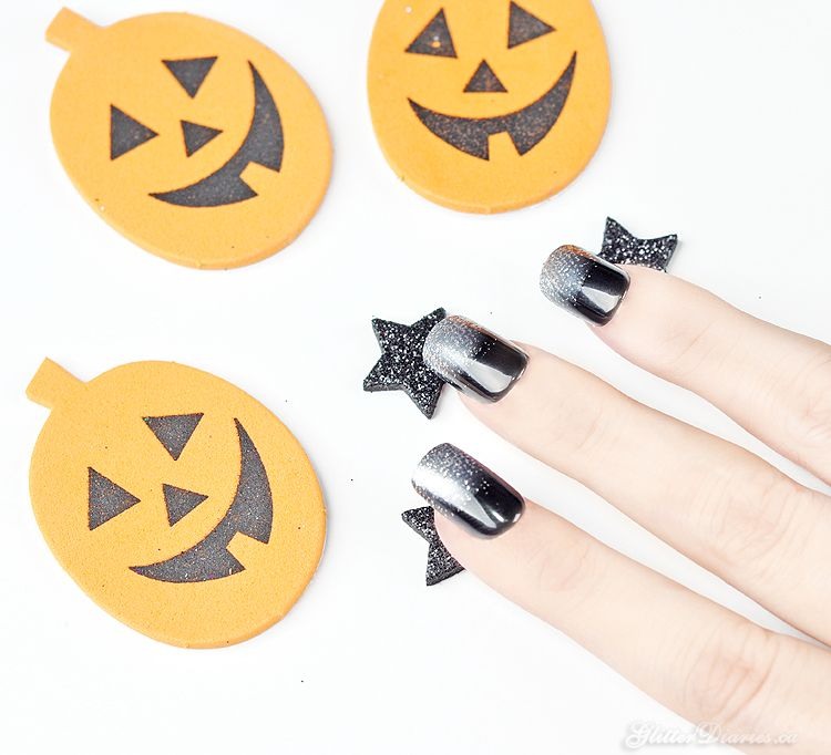 Halloween Press-On Manicure by Broadway Nails | Broadway ...