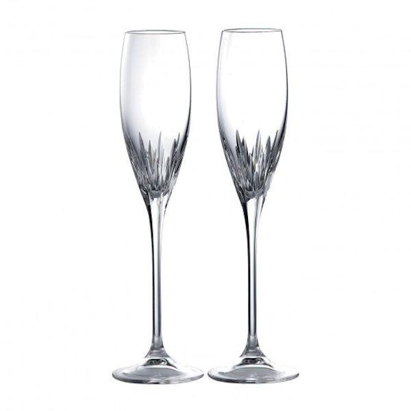 CHAMPAGNE | Charleyworks.com cut crystal champagne glasses