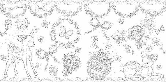 This Item Is Unavailable Etsy Coloring Books Cute Coloring Pages Forest Coloring Book