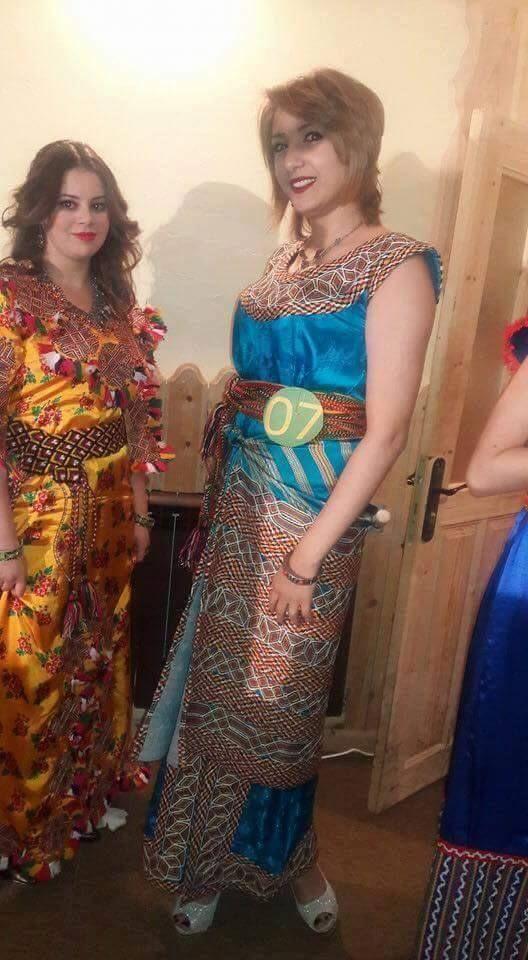 Robe kabyle * Robe Kabyle * Robe kabyle moderne, Robe