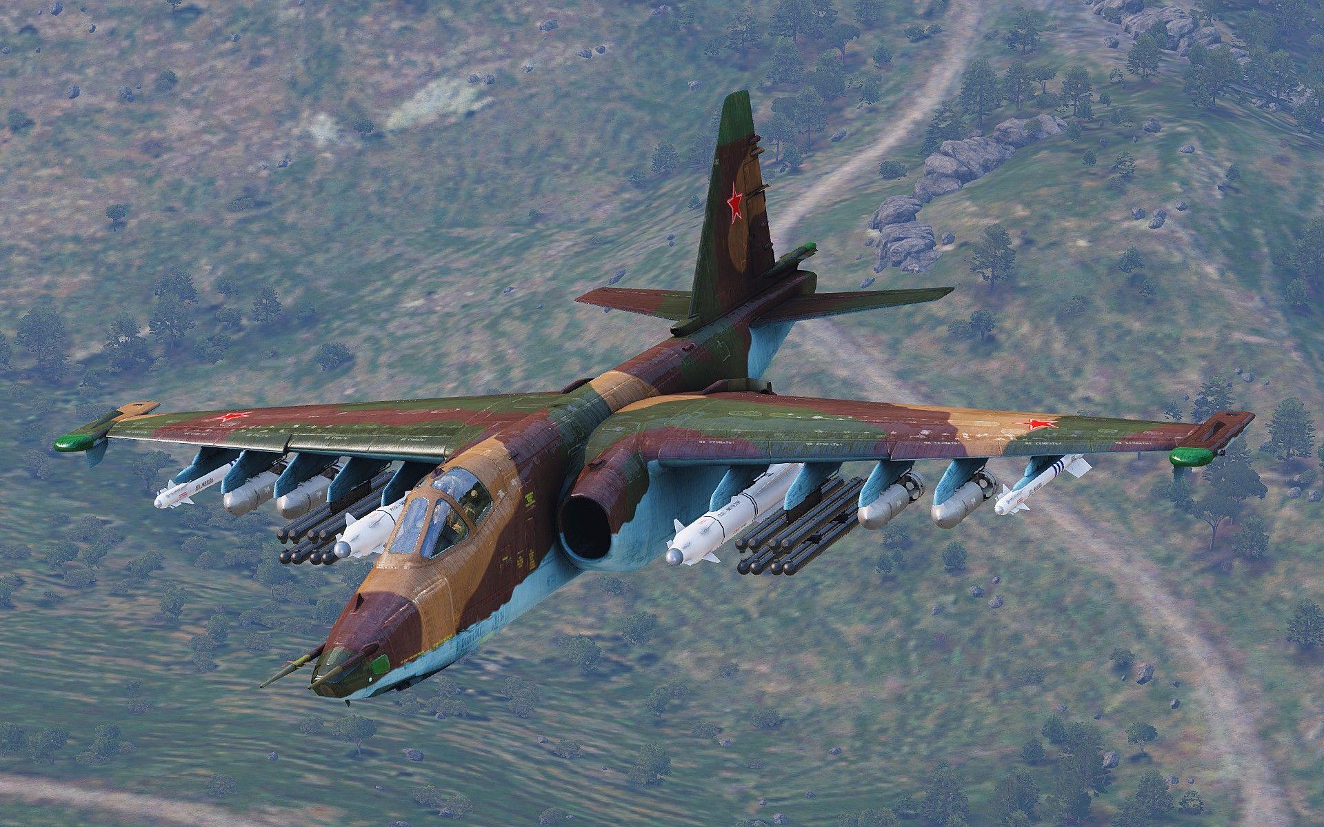 Resultado de imagen para Su-25SM3
