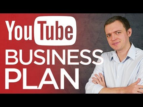 youtube channel business plan