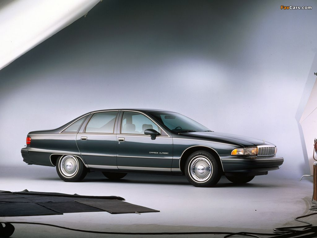 91 Chevrolet Caprice Classic Http Mrimpalasautoparts Com