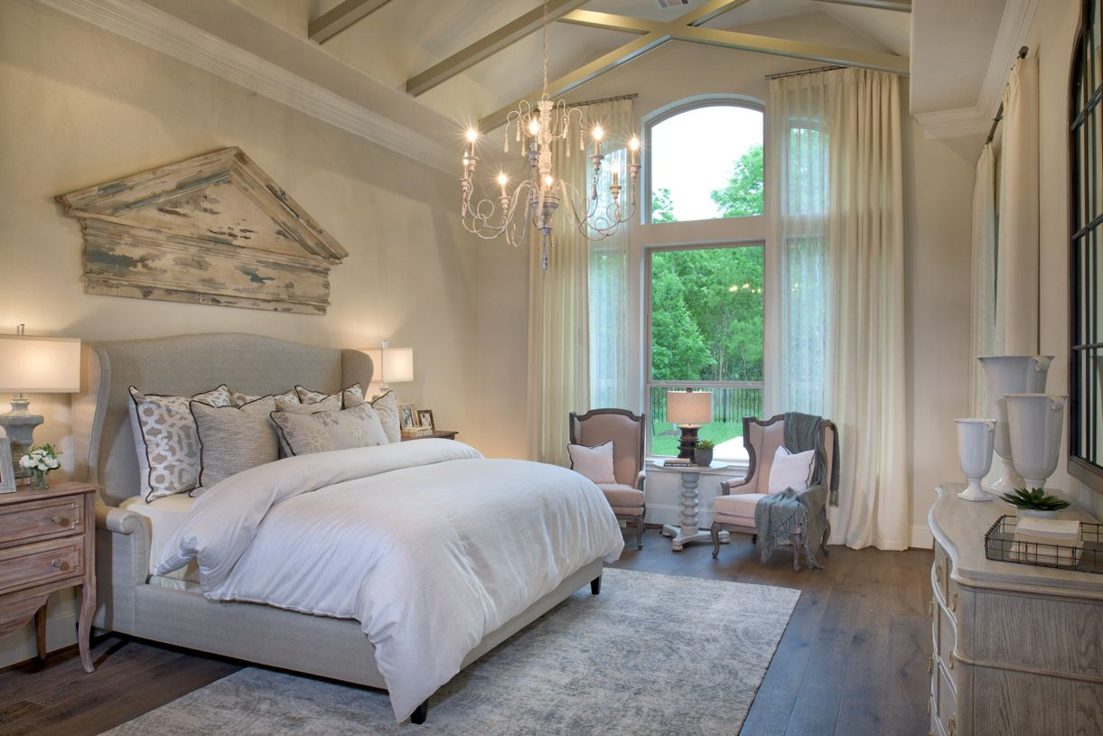 Home Design: Sandhaven Master Suite