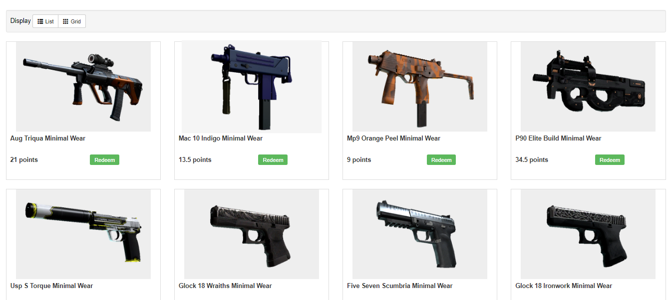 Get Free CSGO Skins by completing survey or offers   CSGO Skins   Free