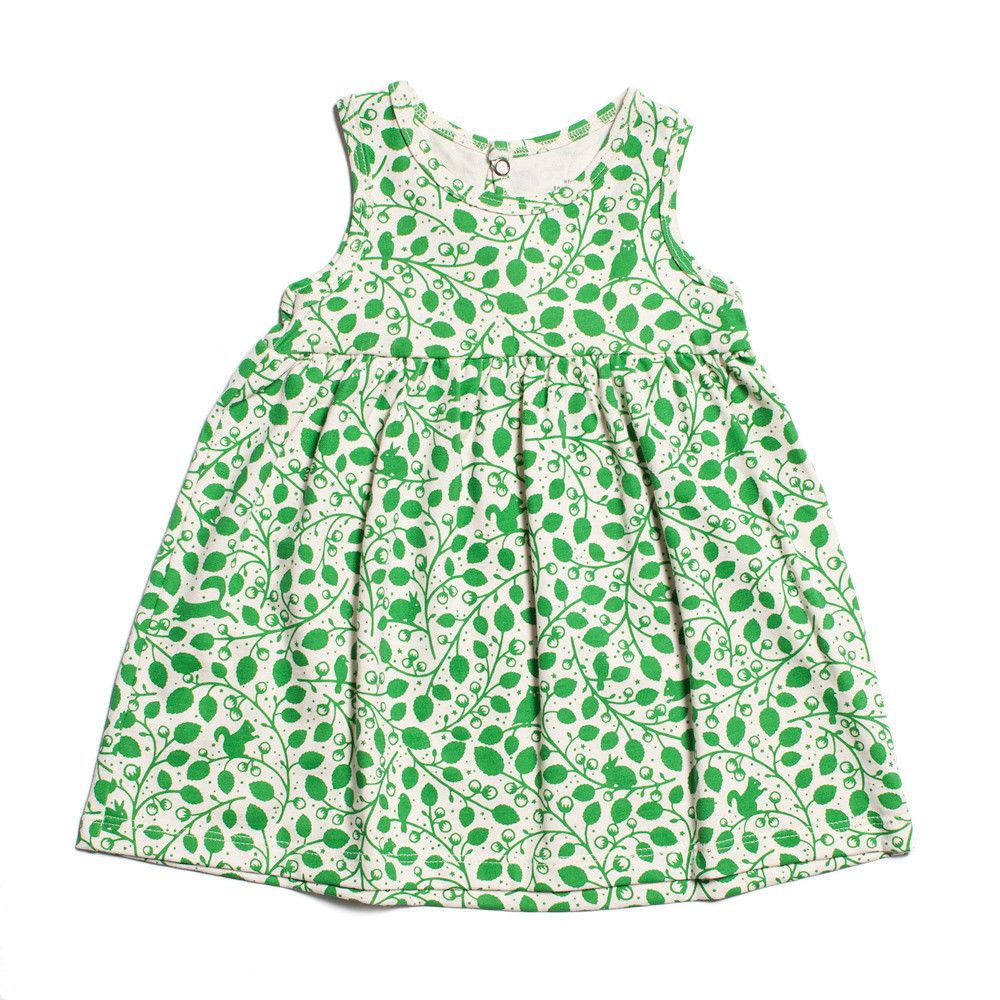 Green dress baby images  Oslo Baby Dress  Hazel Forest Green  Baby girl stuff Babies and