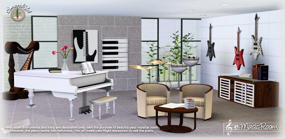 Music Room Design Ideas Part - 42: Music Room Design