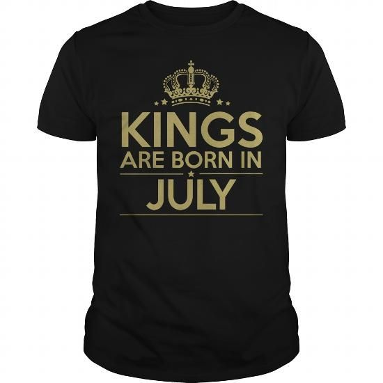 Kings Are Born in Junly
