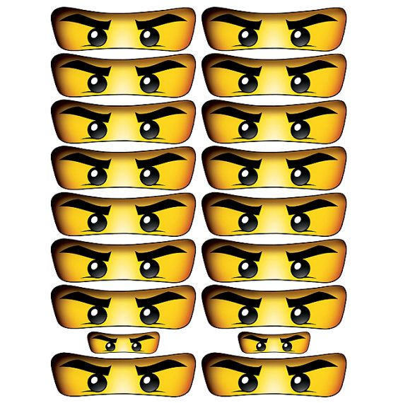 instant download eyes  4 inch   birthday party hershey