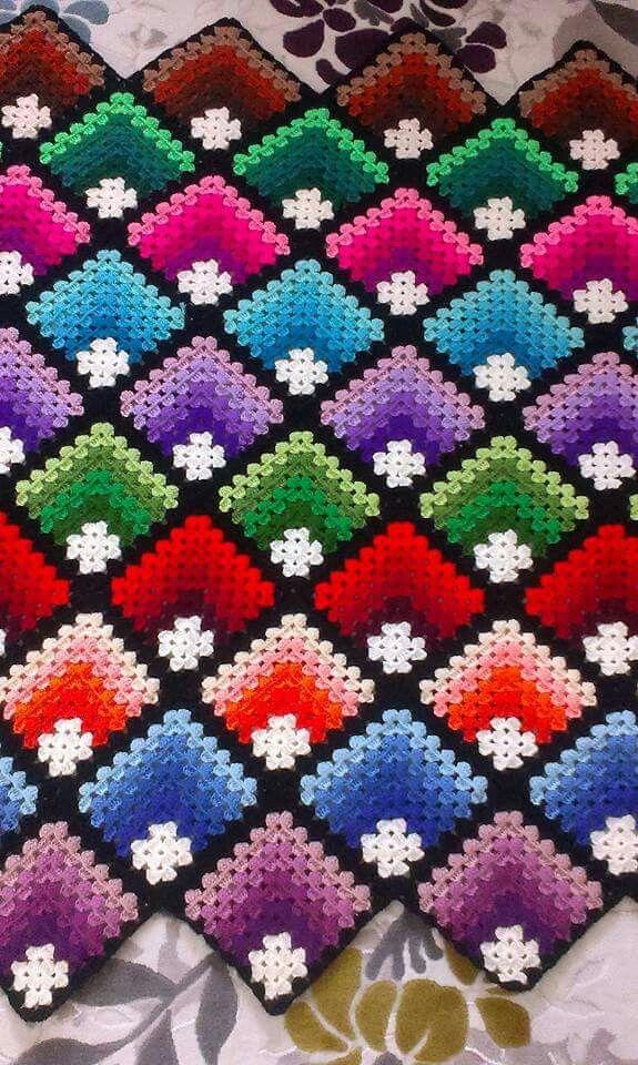 Pin von Maria Da Luz Rabaçal auf Croché | Pinterest | Handarbeiten