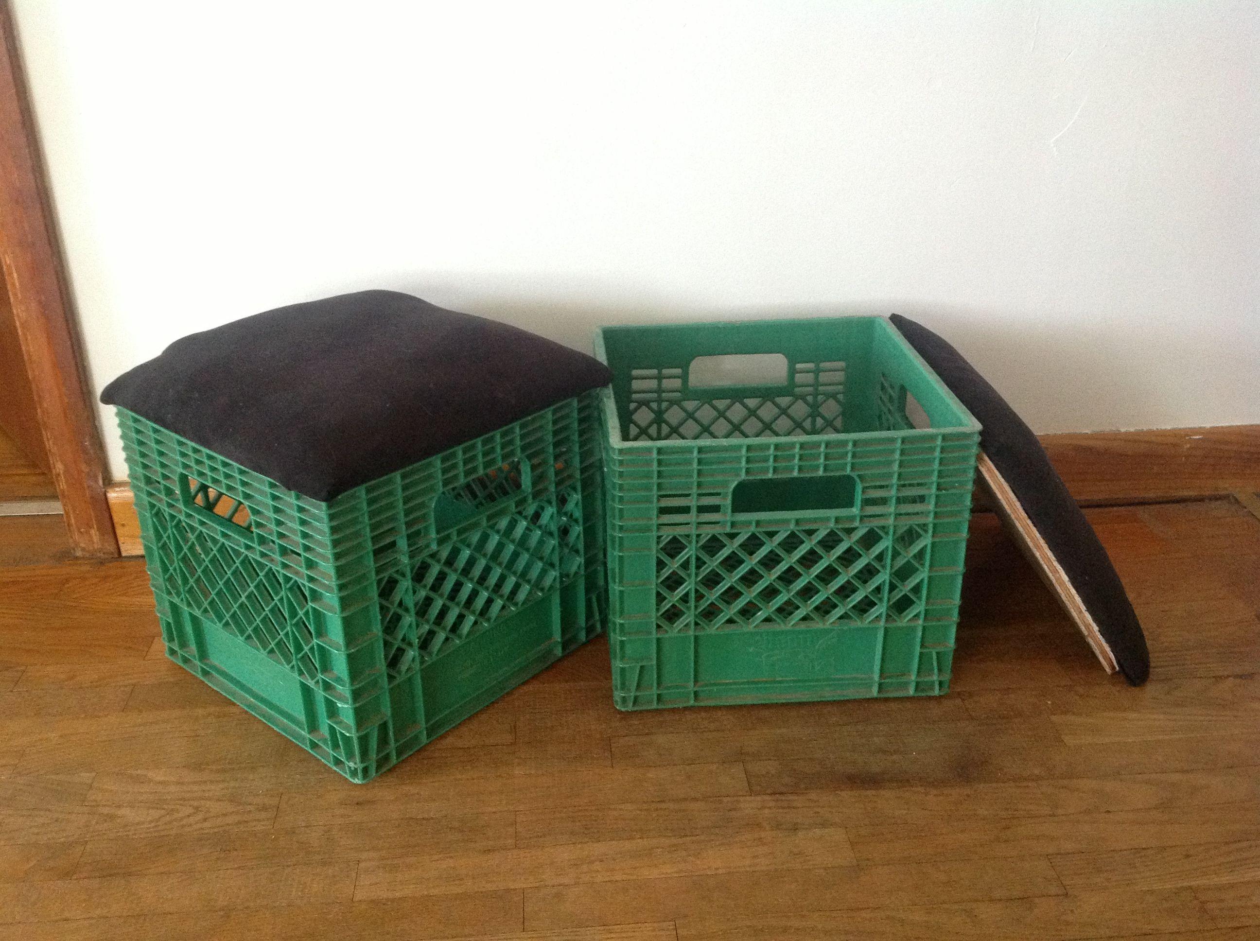 les 25 meilleures id es de la cat gorie chaises de caisse de lait sur pinterest id es de. Black Bedroom Furniture Sets. Home Design Ideas