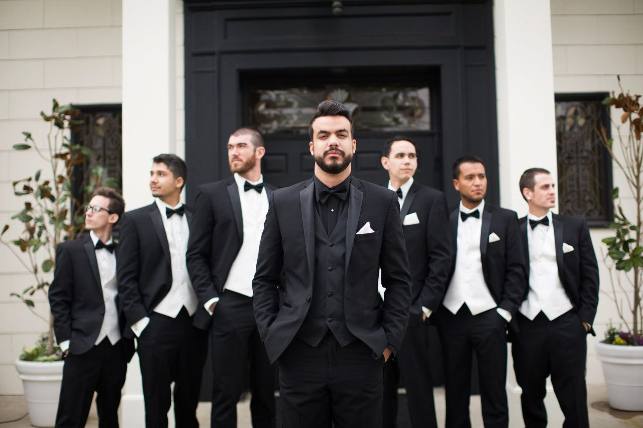 How to Make Your Groom Stand Out