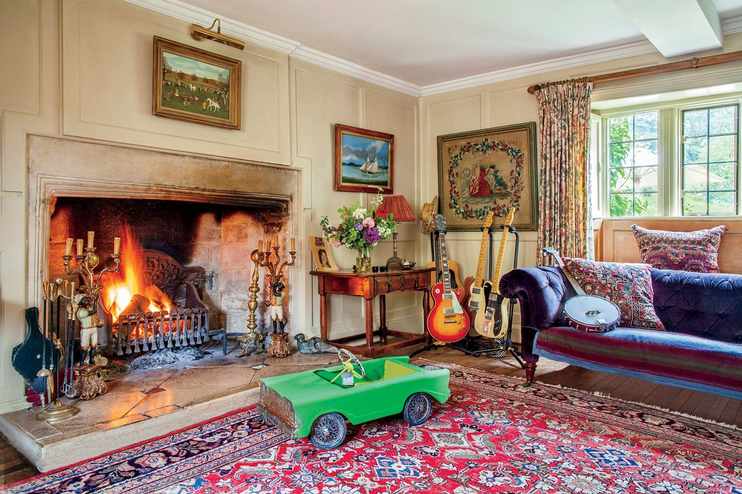 A Look at 24 Fireplaces in  Vogue   www.lab333.com  www.facebook.com/pages/LAB-STYLE/585086788169863  http://www.lab333style.com  https://instagram.com/lab_333  http://lablikes.tumblr.com  www.pinterest.com/labstyle