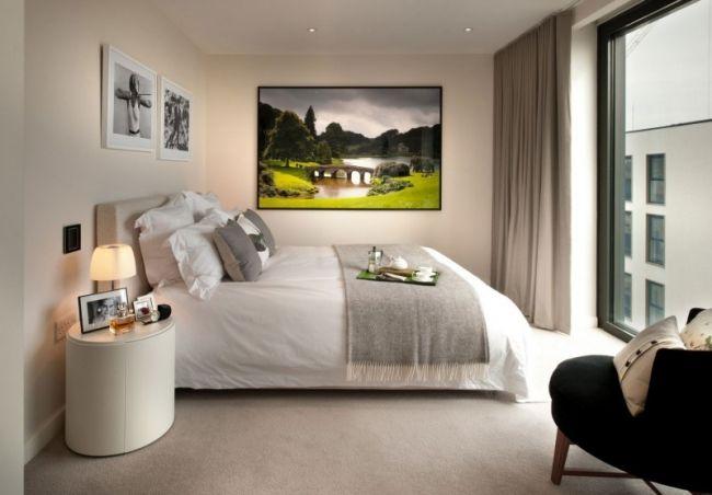 99 moderne Schlafzimmer Ideen - Mit Designer-Flair stilvoll ...