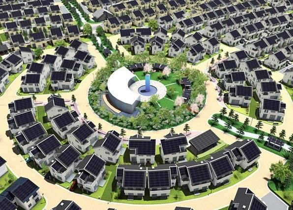 Smart Town #milan #Expo2015 #WorldsFair