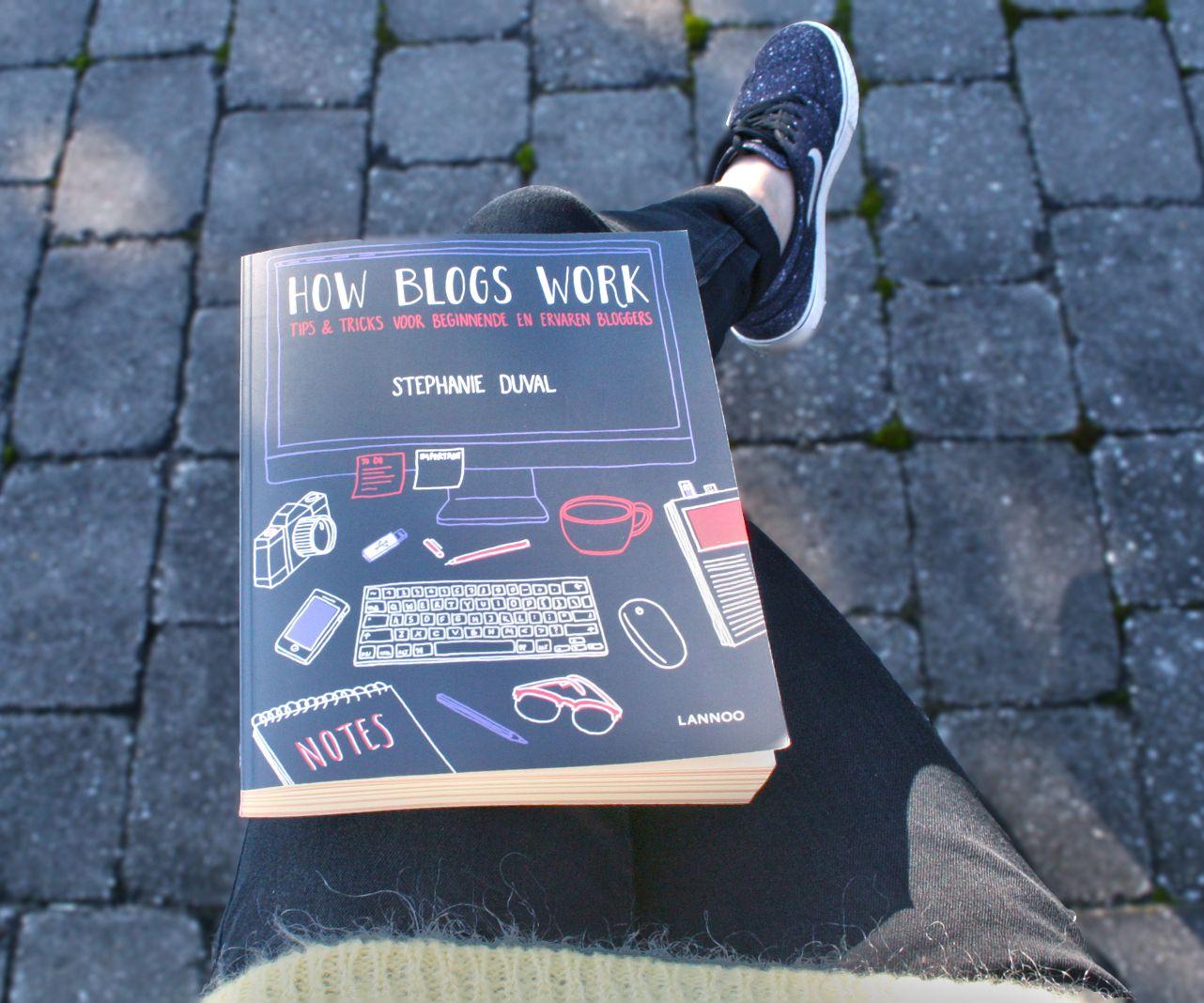 Boek tip: How Blogs Work