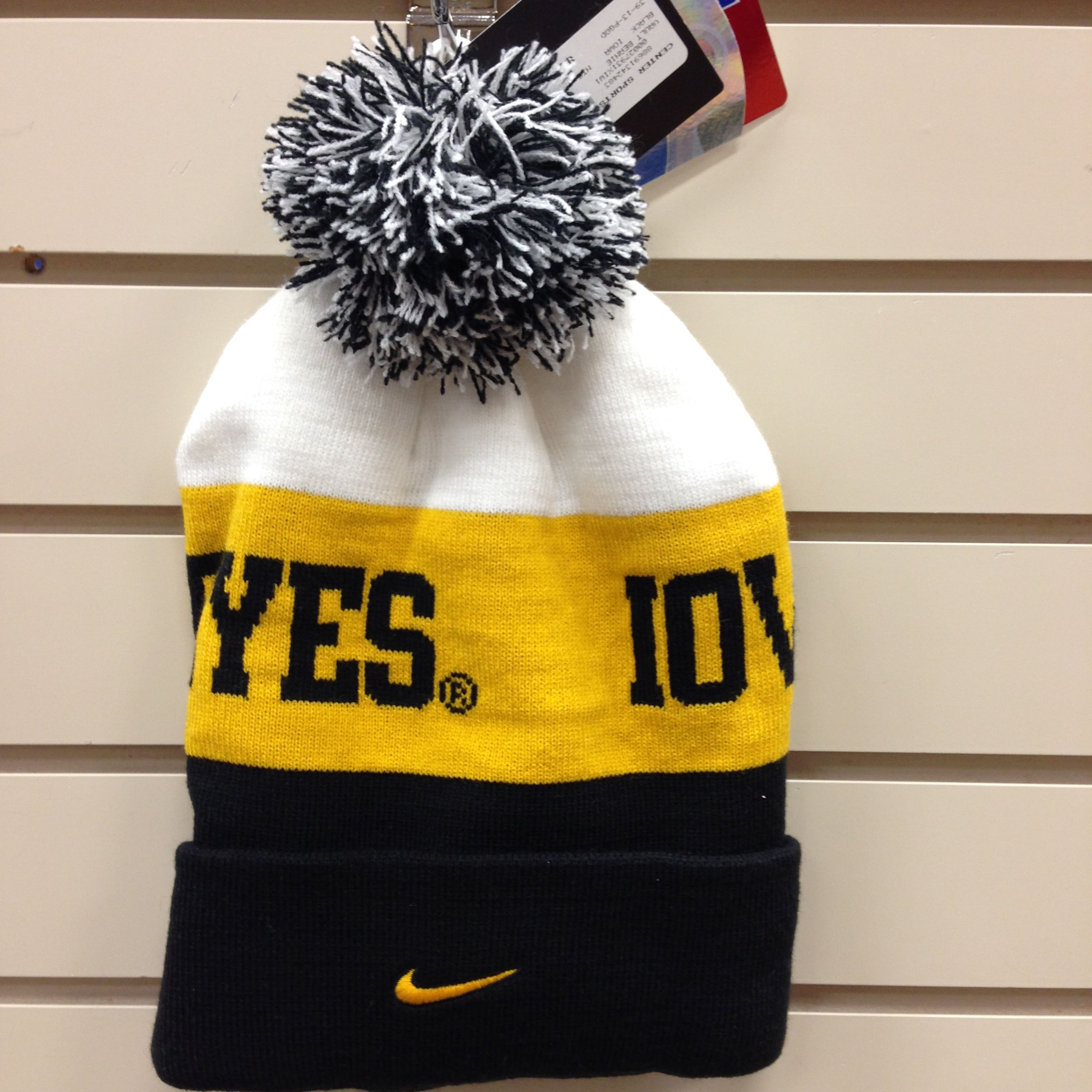 6b9a0eaf3ca Nike Iowa Hawkeyes Stocking Hat
