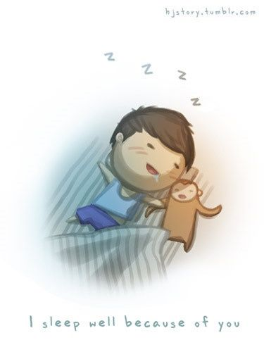 I can perhaps if that day ever came and I was sleeping with him... =) <3