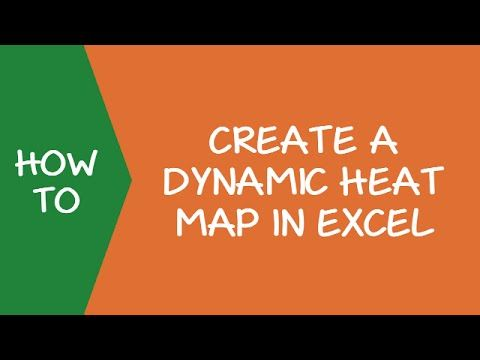 You Can Quickly Create A Heat Map In Excel Using Conditional Formatting It Enables You To Visually Compare Data By Assign Data Dashboard Excel Excel Tutorials