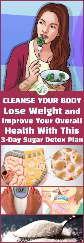 3 Day Sugar Detox Plan #sugardetoxplan Cleanse your body lose weight and improve your overall health with this 3 day sugar detox plan #sugardetoxplan
