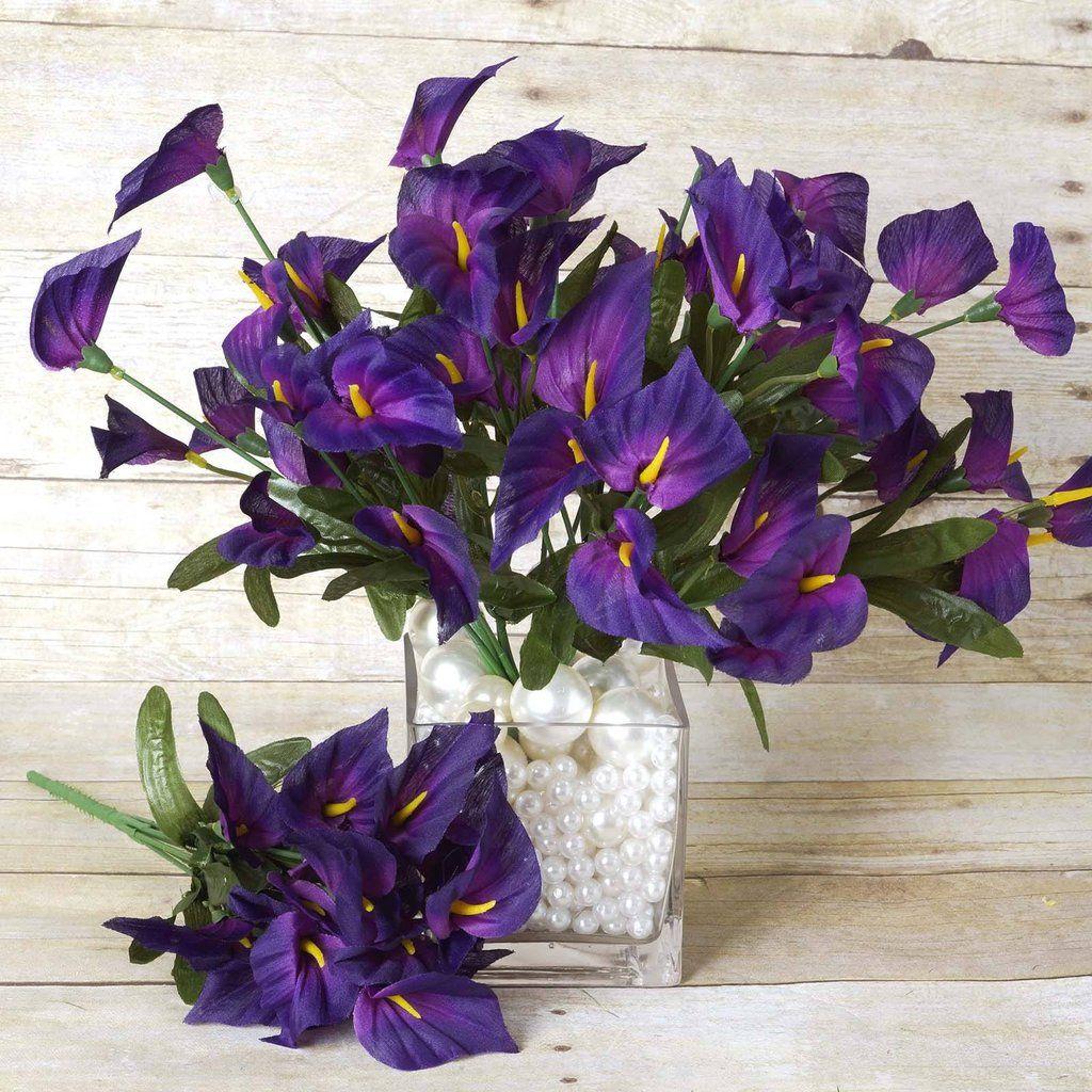 purple lily flower shop