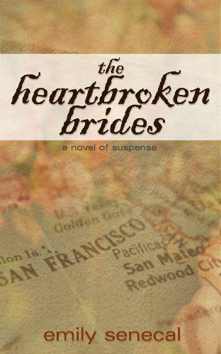 11/15/13 4.6 out of 5 stars The Heartbroken Brides (Sliding Sideways Mystery #4) by Emily Senecal, http://www.amazon.com/dp/B009K6KJYM/ref=cm_sw_r_pi_dp_rzVHsb0RAEXC2