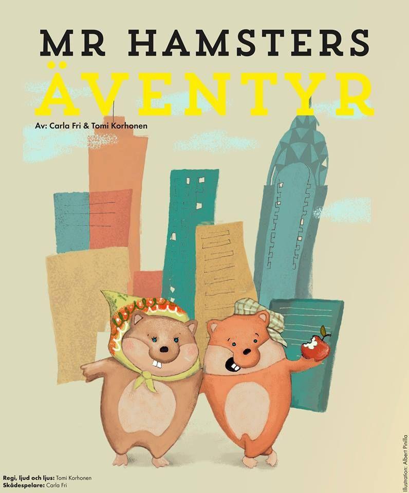 Hamsters en NY Albert Pinilla