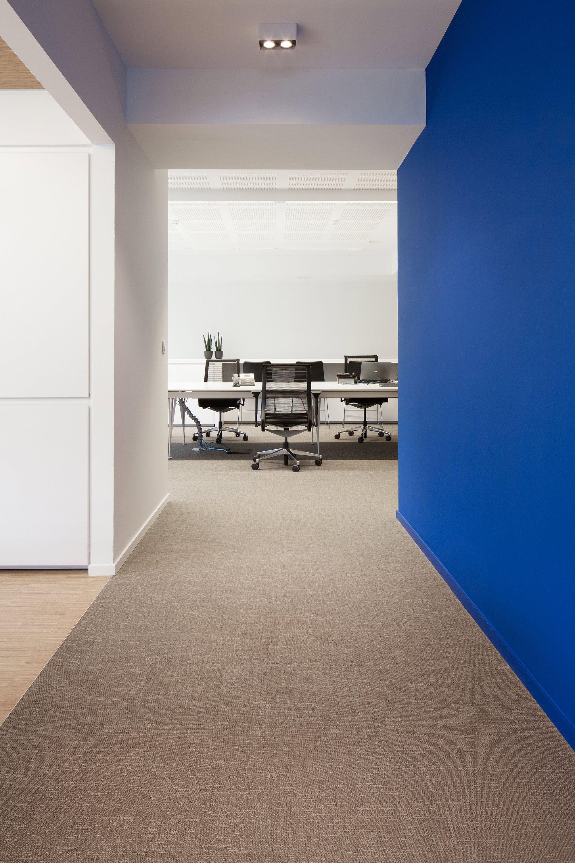 2Tec2 Woven Vinyl High Tech Flooring Office Spaces Belgian Design