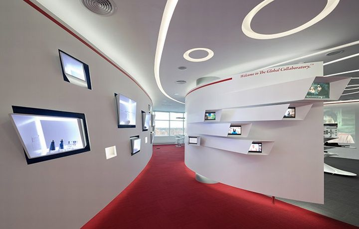 Dupont innovation center by Arch group, Moscow