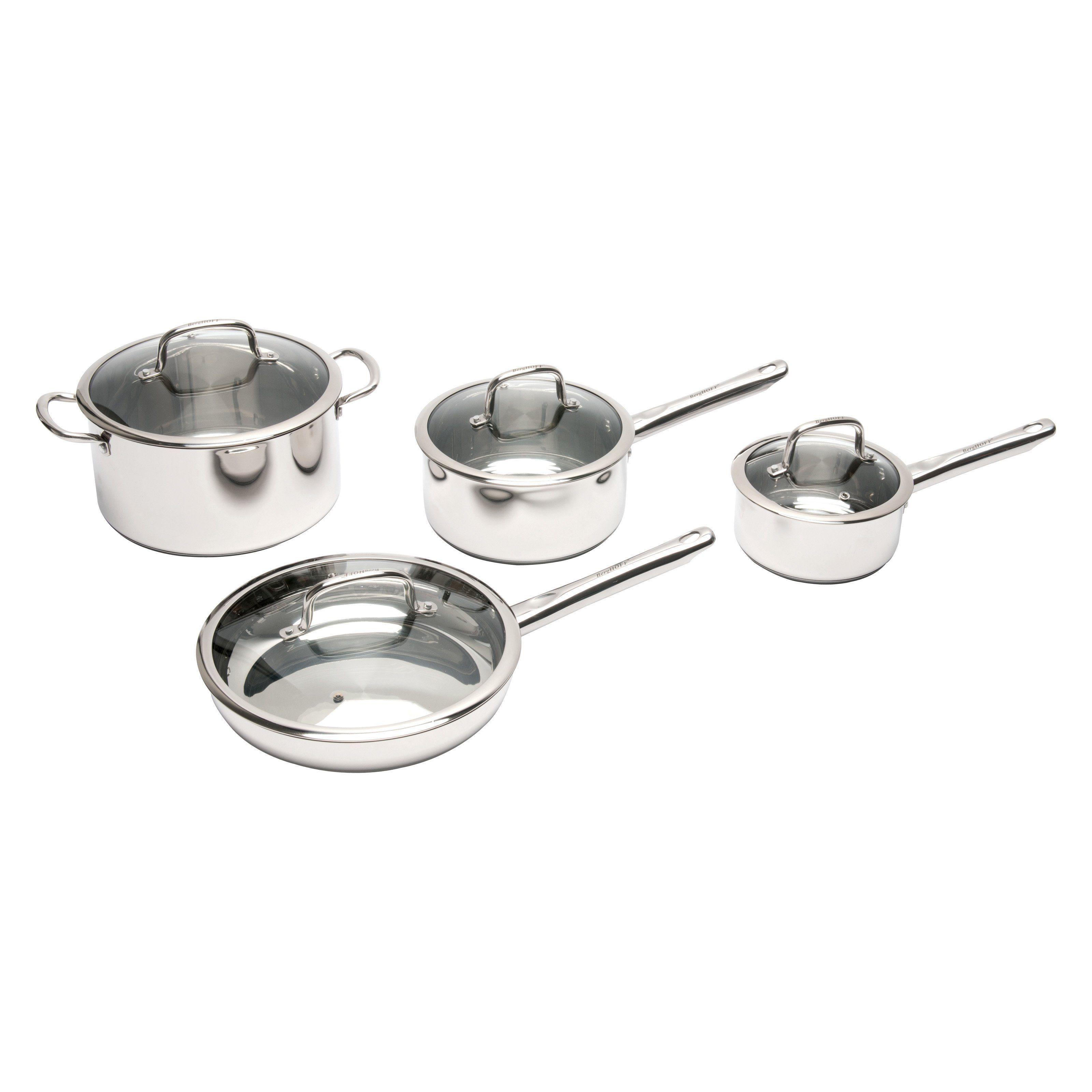 Großartig Boreal Haus Beste Wahl Berghoff 8 Piece Stainless Steel Cookware Set