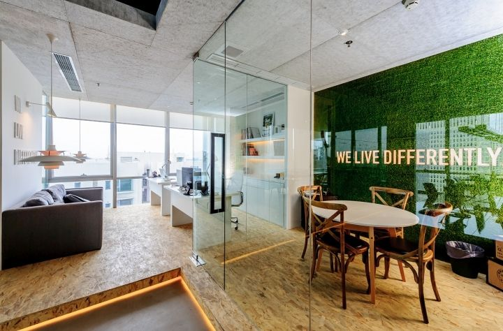 studio office design. ARCHETYPE Design Studio Office, Chengdu » Retail Blog Office