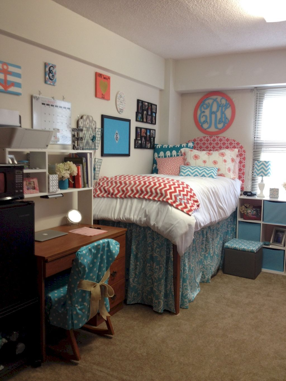 Room Adorable 75 Creative Dorm Room