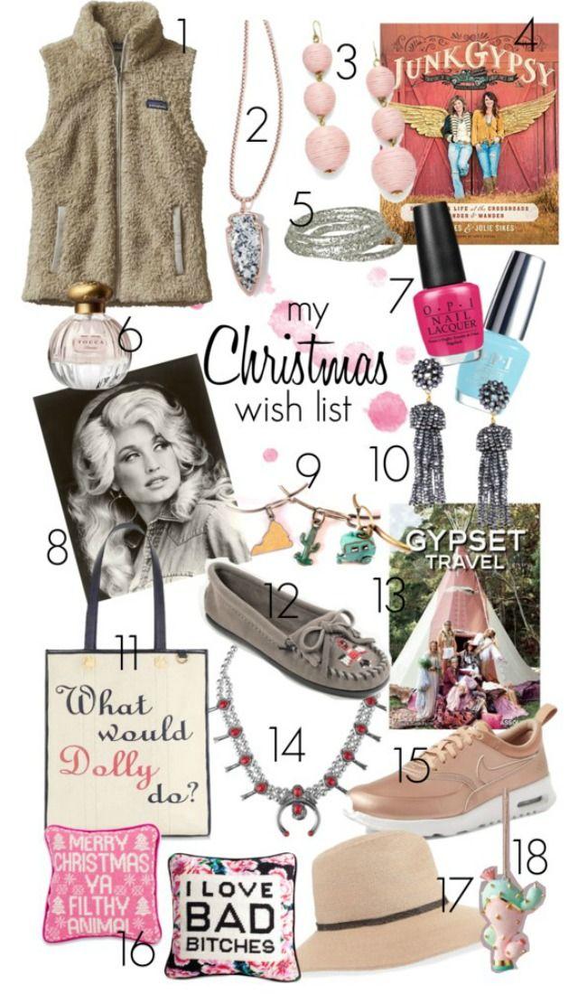 julie leah blog gift ideas my very own christmas wish list