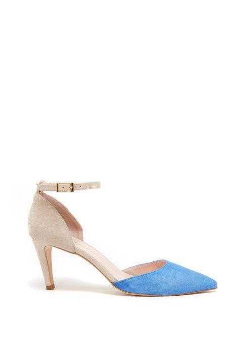 Lily Cole Kitten Heels - Kitten Heels Lookbook - StyleBistro