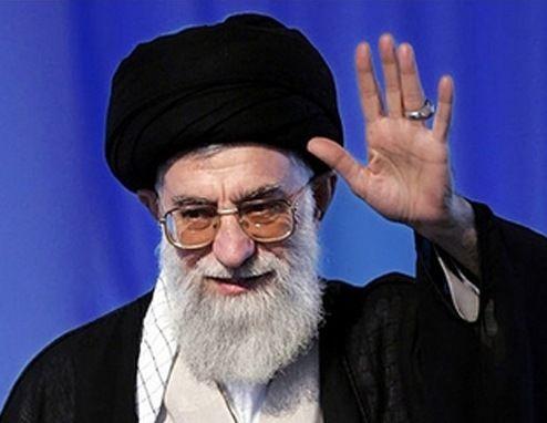 Iran S Supreme Leader Ayatollah Ali Khamenei Scientist Guide
