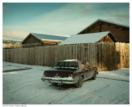by Ulrich Lebeuf  - Alaska Highway