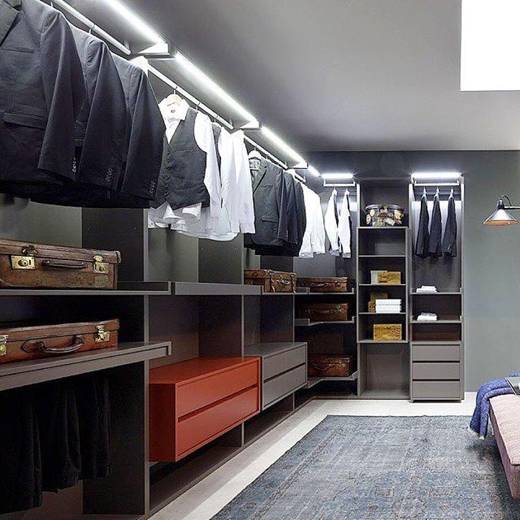 Closet Style The Difference Between Walk In Reach In Armoires Wardrobe Design Closet Organization Designs Custom Closet Design