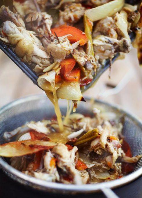Get Ahead Gravy Recipe Jamie Olivers Christmas Comfort Food