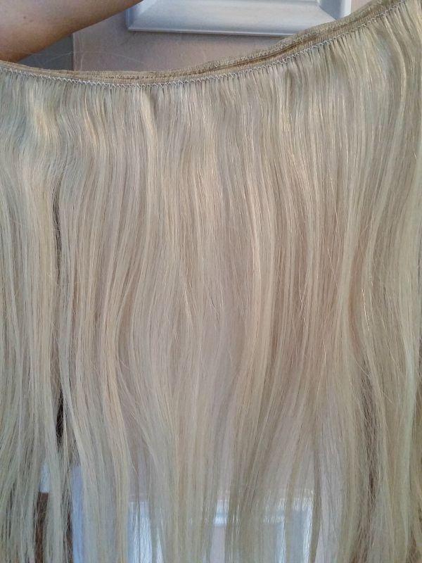 Diy Halo Hair Extensions 1