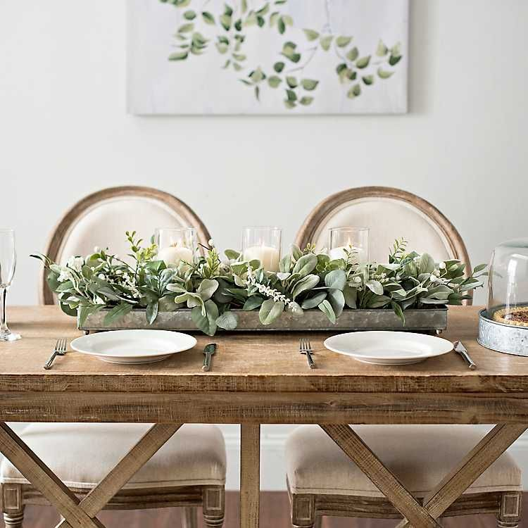 Great Photos Farmhouse Table Centerpiece Tips Developing A Farmhouse Table Dining Room Table Centerpieces Dinning Room Table Decor Table Centerpieces For Home