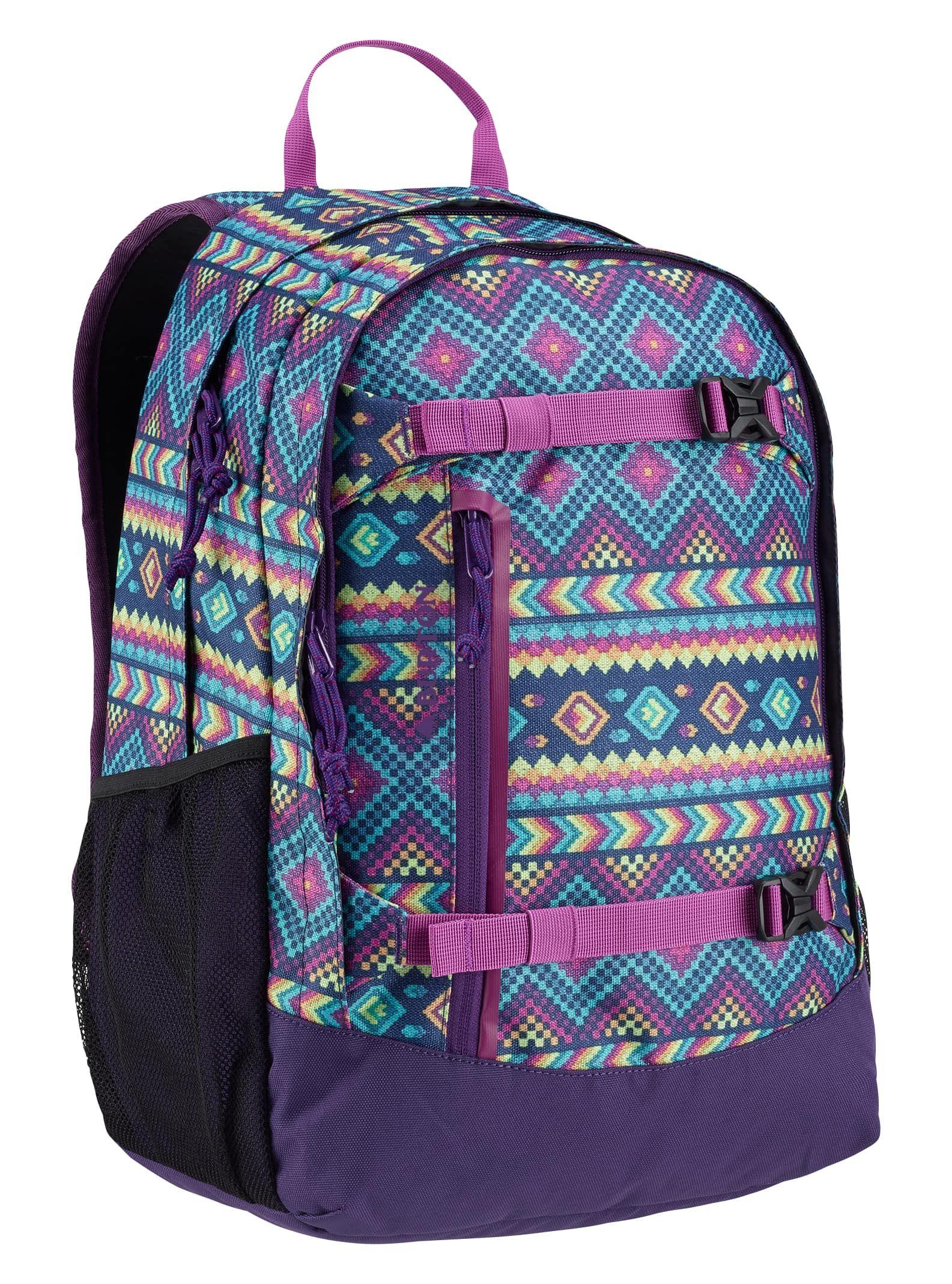 Burton kidsu day hiker l backpack backpacking pinterest