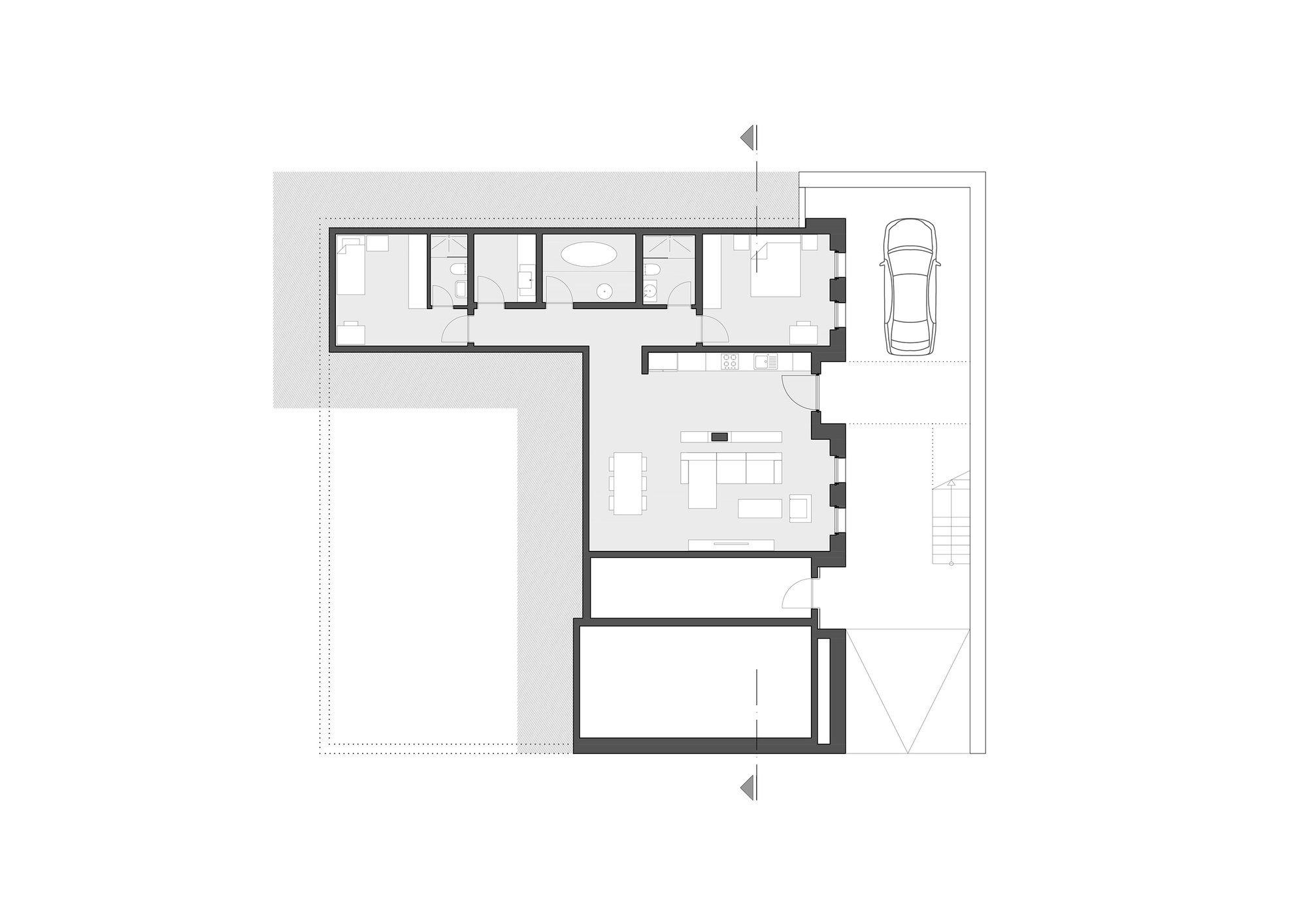Galeria - Casas Gumus Su / Cirakoglu Architects - 211