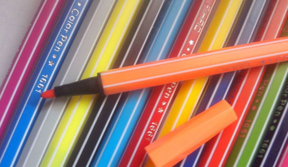 Best Pens For Coloring Books