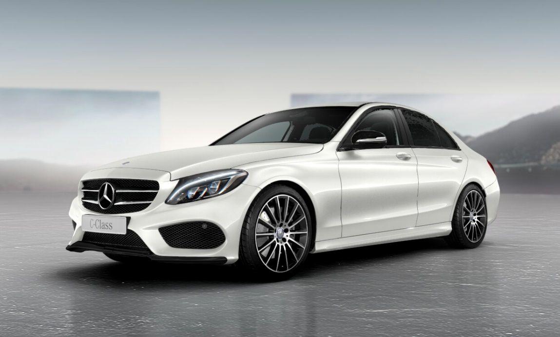Nightpakket Voor Mercedes C Klasse Estate Komt Eind Deze
