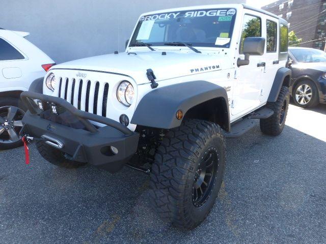 Rocky Ridge Jeep Wrangler Phantom 2015 Jeep Wrangler Unlimited