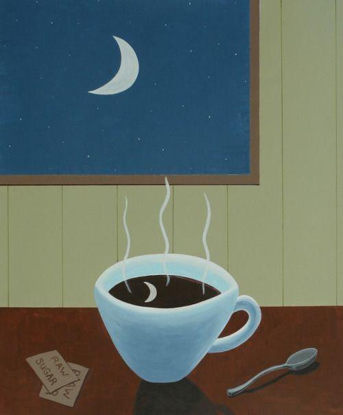 melandrewsfineart:    New Painting: Losing Steam acrylic on...