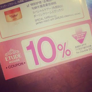 Hotel Skypark Myeongdong 1 in Seoul, South Korea is overflowing with Etude House discount coupons!