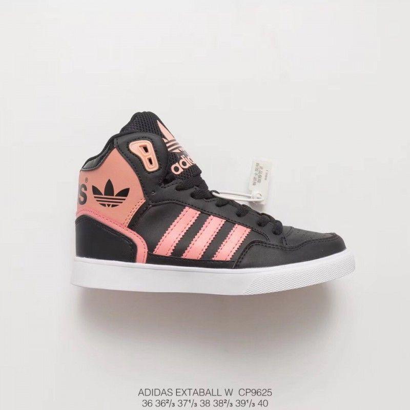 High Top Shell Toe Adidas Preschool