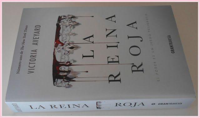 Reseña   La reina roja   Victoria Aveyard #LaReinaRoja #VictoriaAveyard
