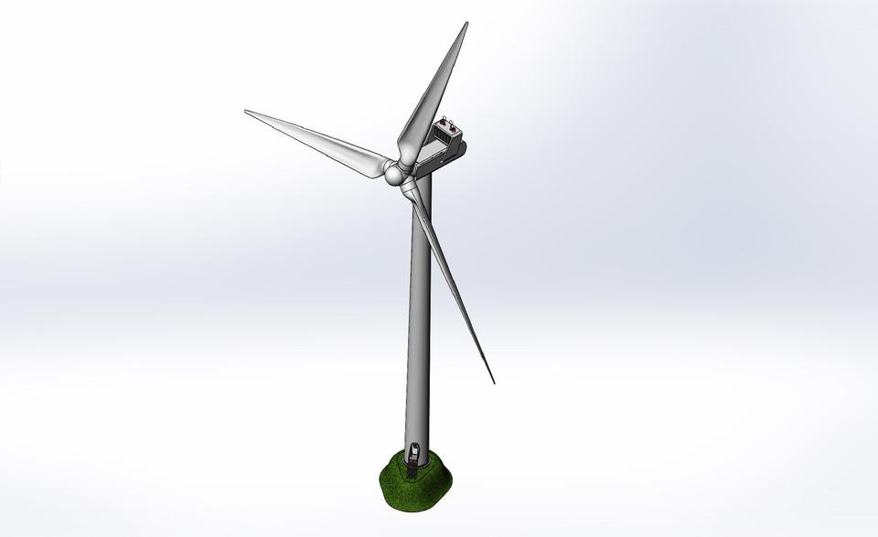 Pin On Wind Energy Wind Turbine Wind Power
